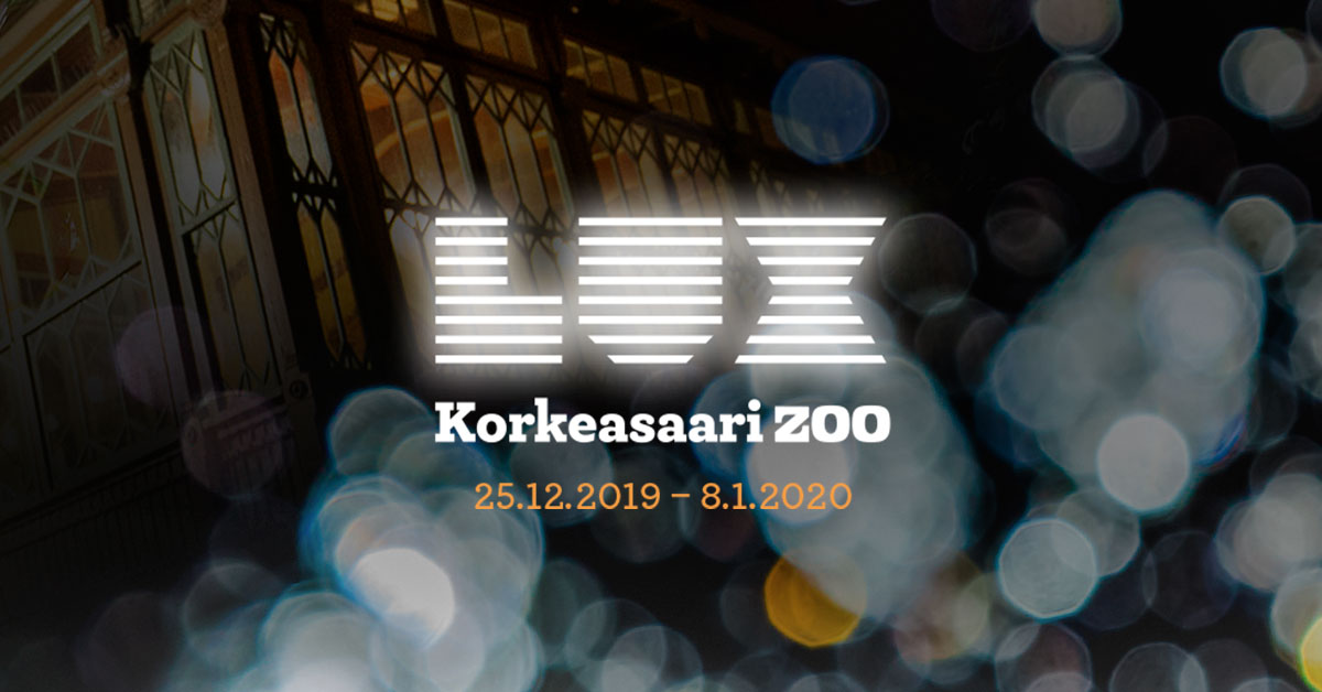 Link to event Lux Korkeasaari