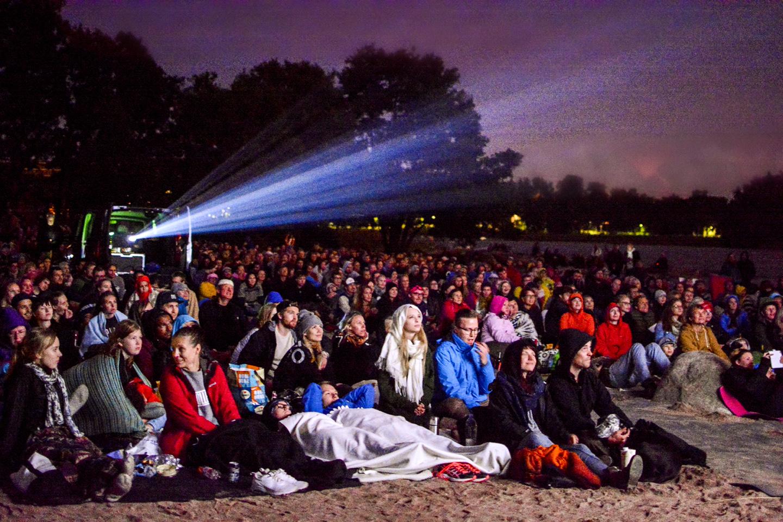 Link to event KinoKivinokka - Open Air Cinema on the Beach