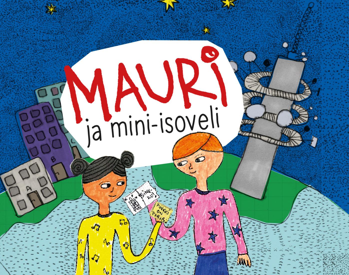 Linkki tapahtumaan Mauri ja mini-isoveli>