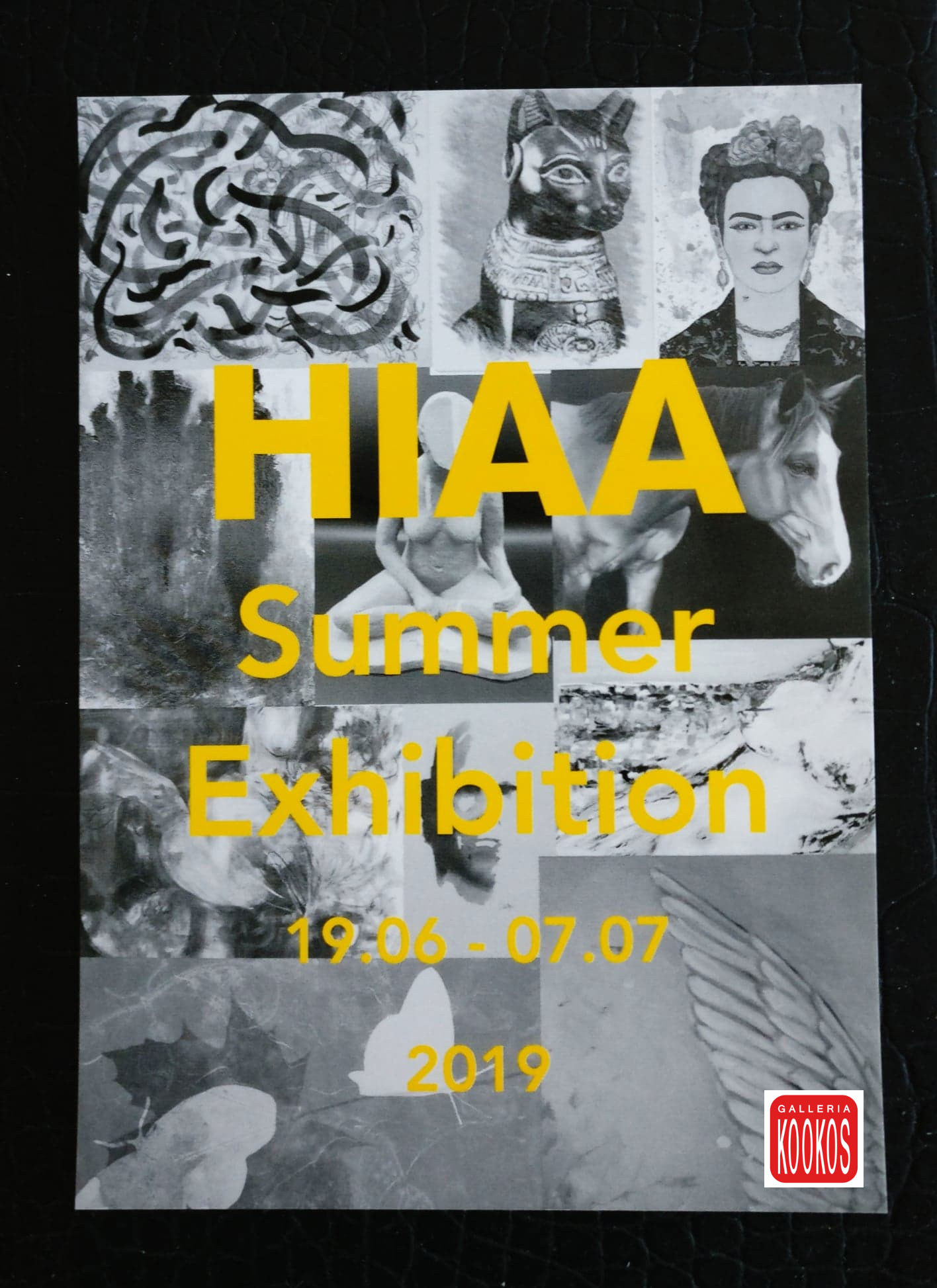 Link to event HIAA Summer Exhibition