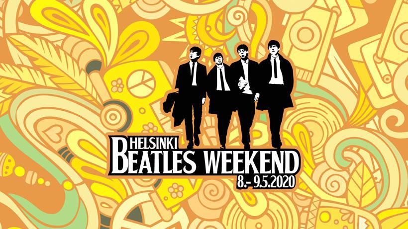 Link to event Helsinki Beatles Weekend