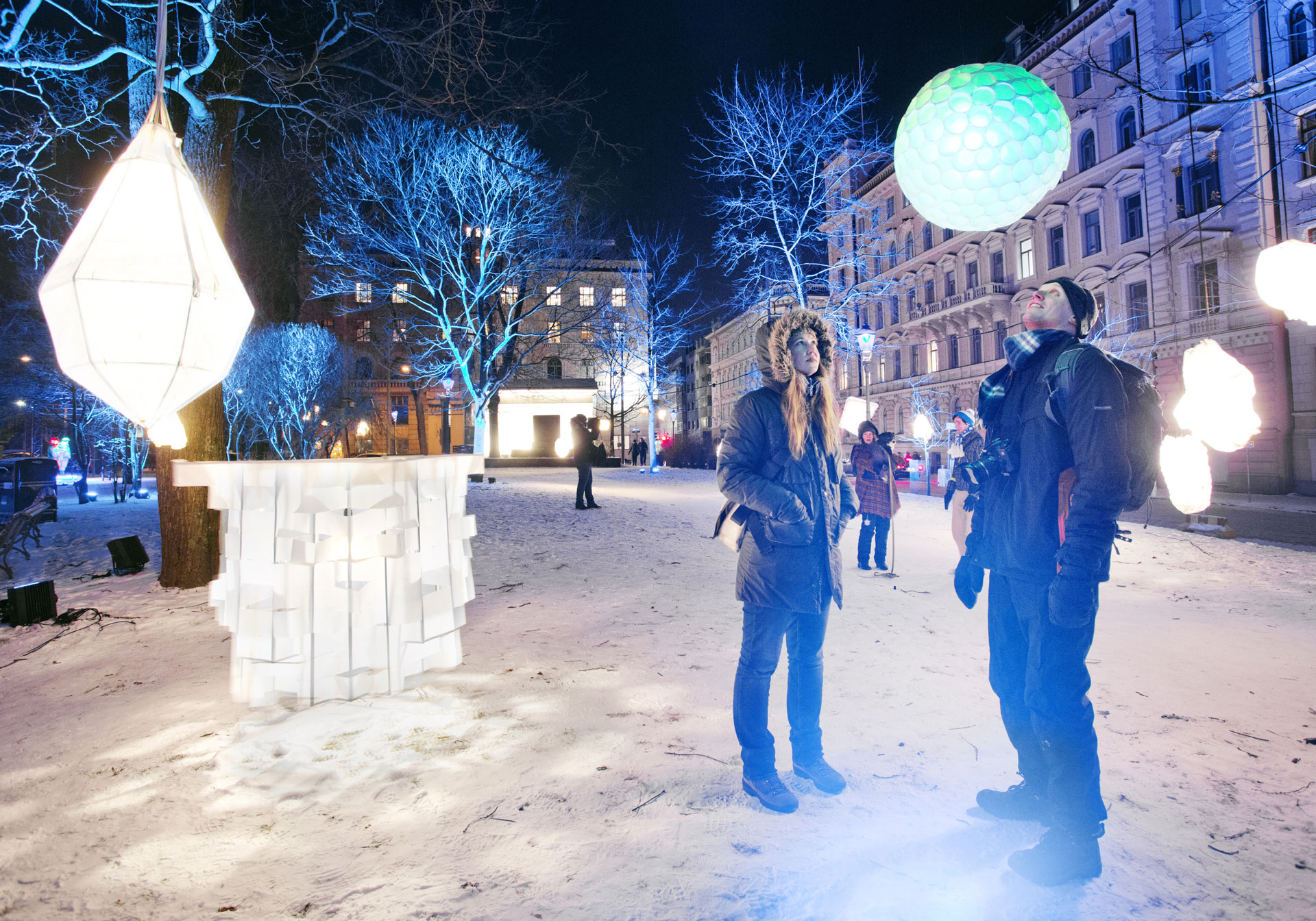 Link to event Lux Helsinki 2020