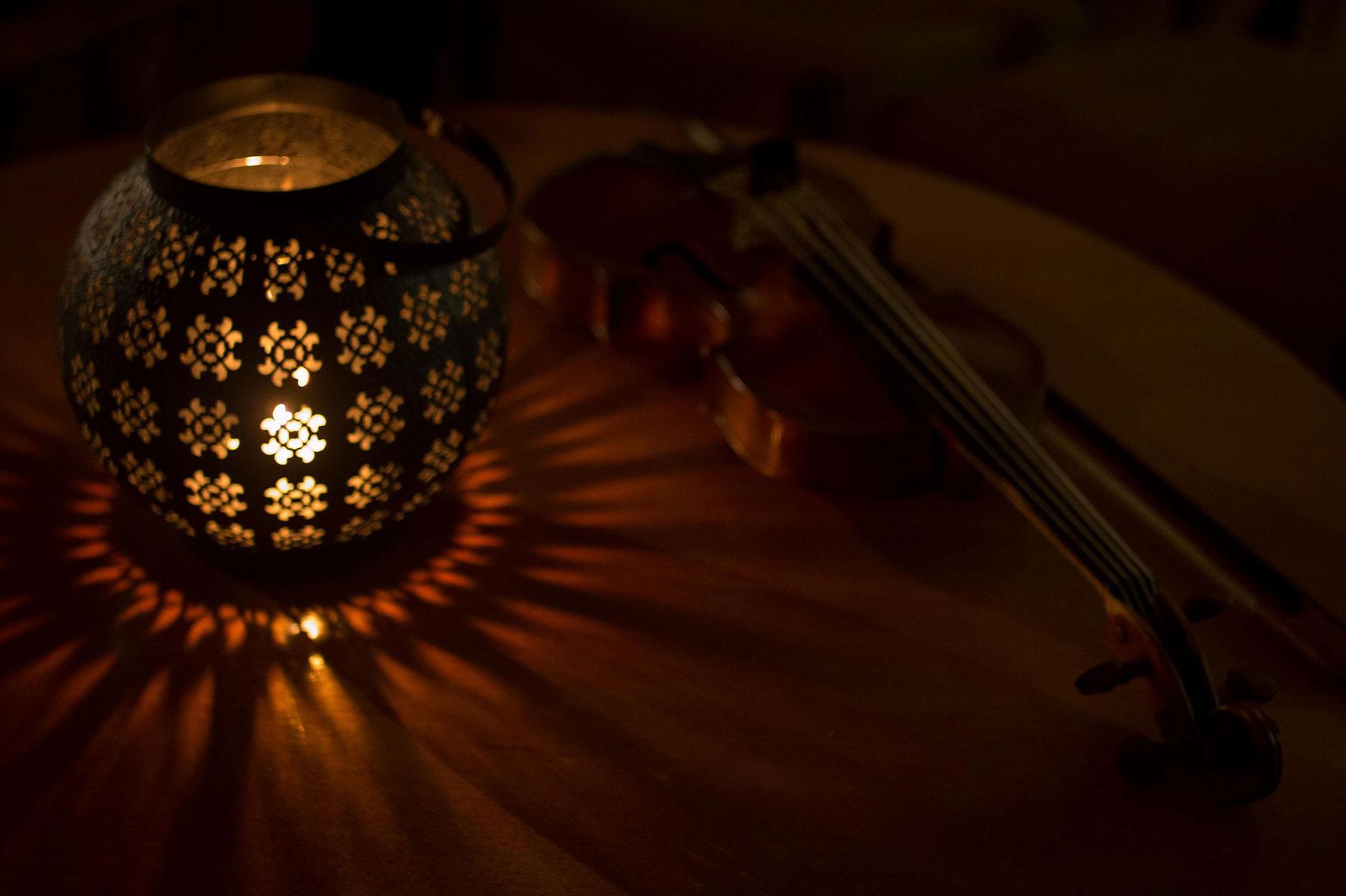 Länken till evenemang De vackraste barockjulsångerna