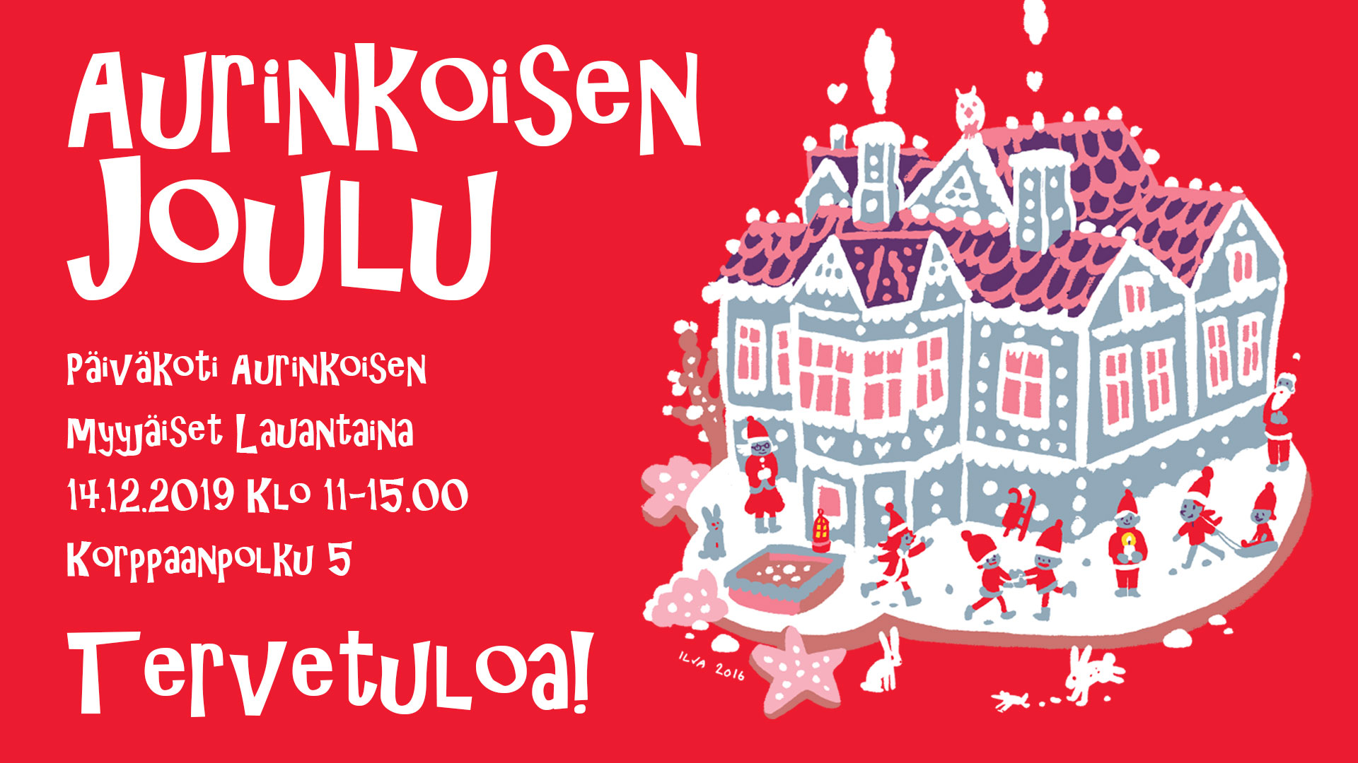 Link to event Steiner Kindergarten Christmas Market