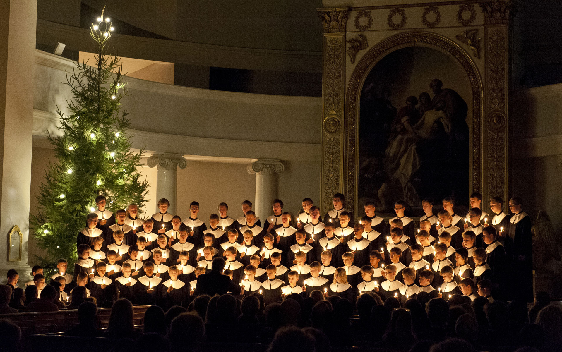 Link to event Traditional Christmas Concert