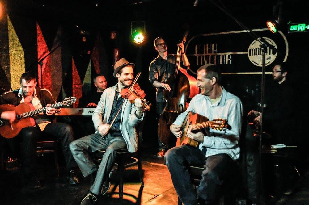 Link to event Canarro - Jazz Manouche Concert