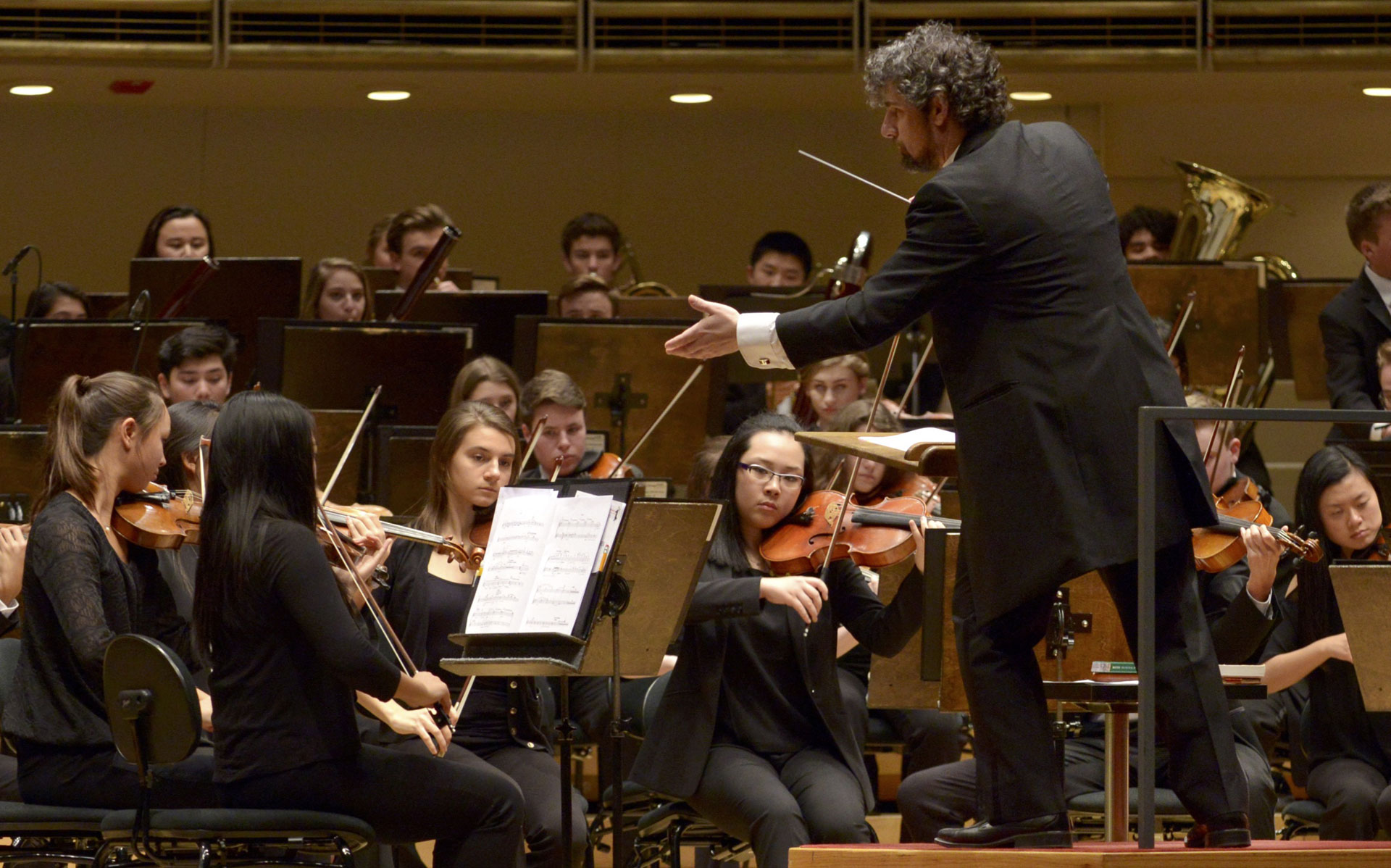 Linkki tapahtumaan Chicago Youth Symphony Orchestra