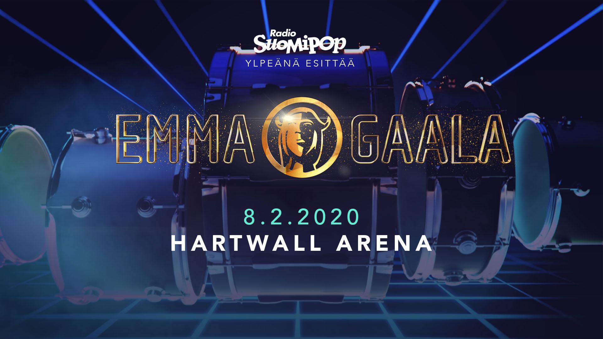 Link to event Emma Gaala 2020