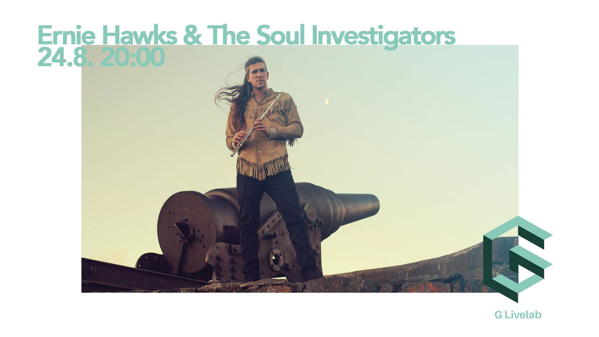 Link to event Ernie Hawks & The Soul Investigators  CANCELLED!!