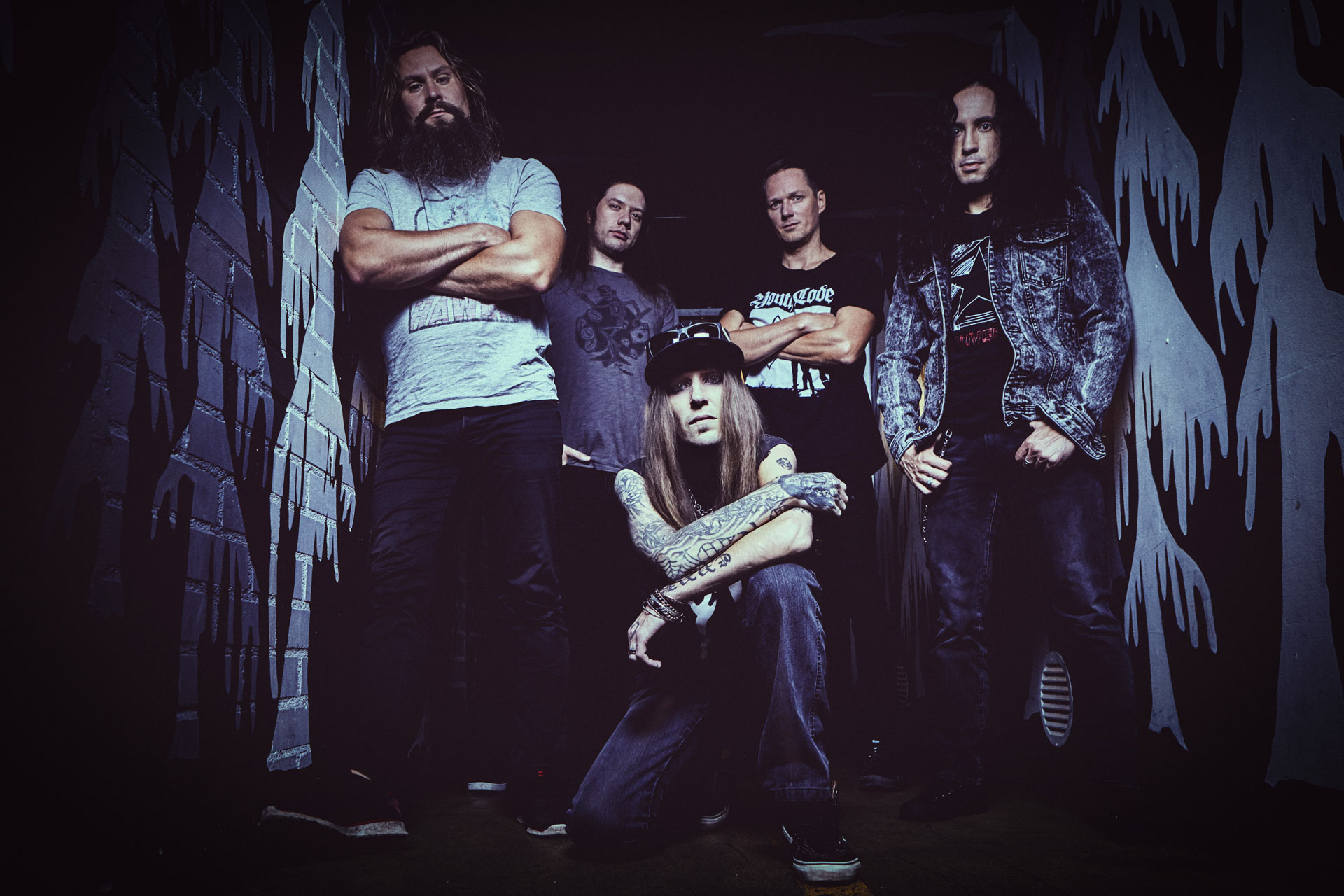 Link to event Children Of Bodom, Katatonia (SE), Hardcore Superstar (SE), Lost Society