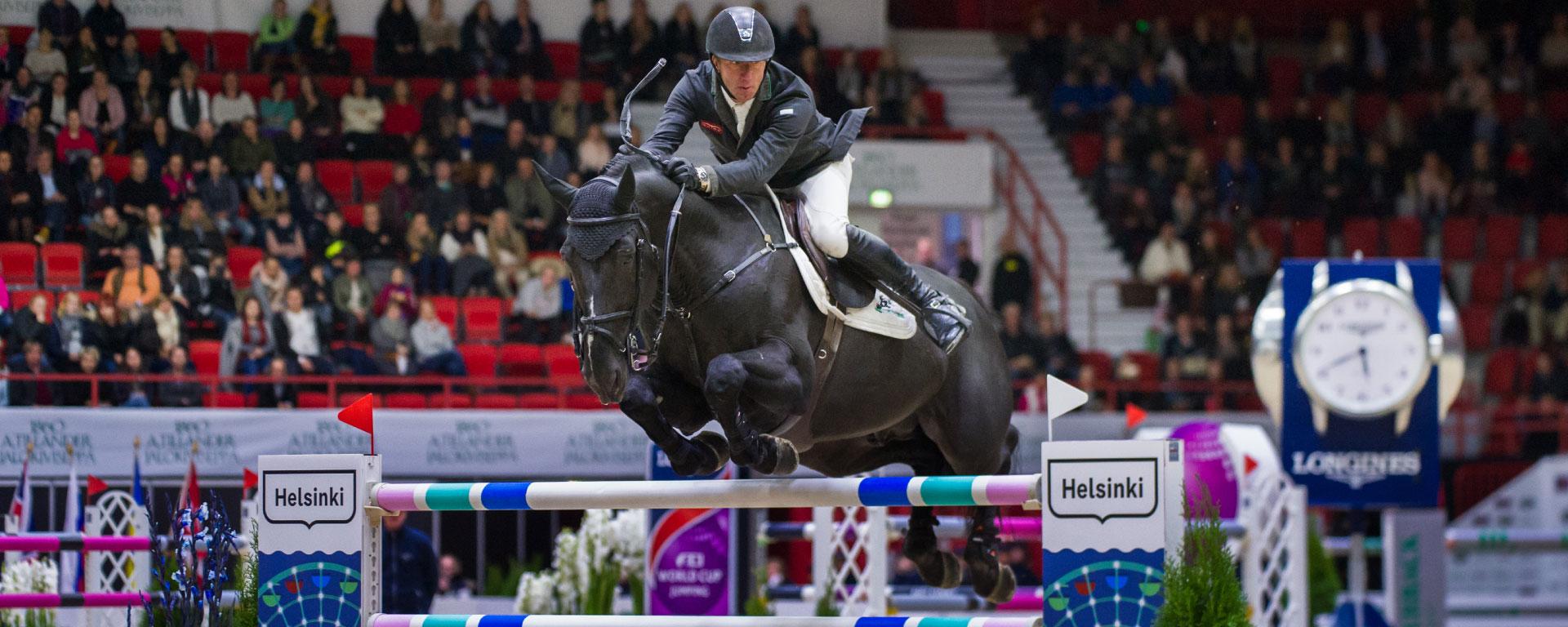 Link to event Helsinki International Horse Show 2019