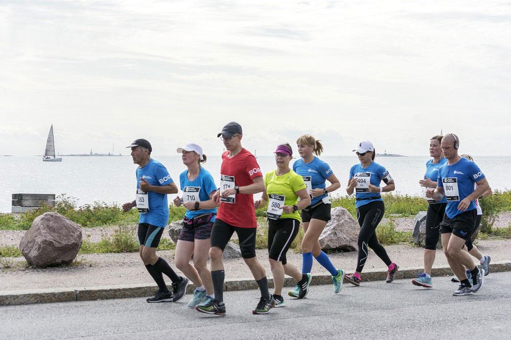 Link to event Helsinki Marathon 2019