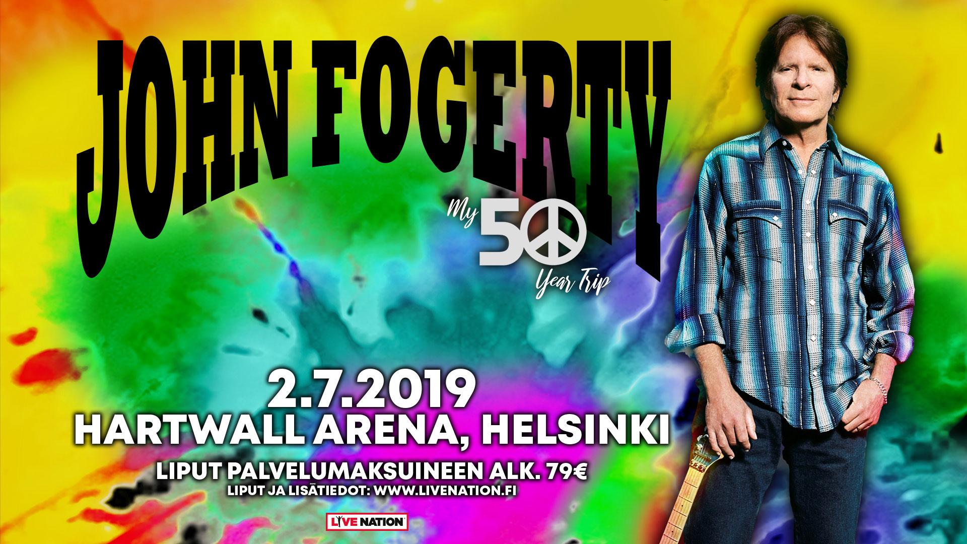 Link to event John Fogerty