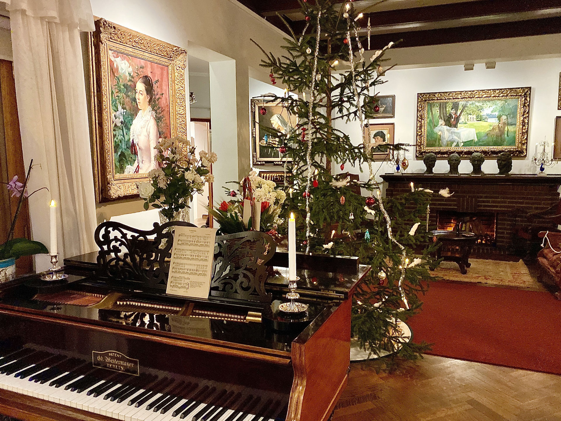 Link to event Christmas at Villa Gyllenberg
