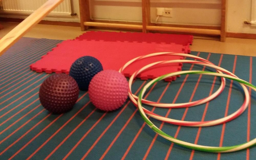 Link to event Ohjattu liikuntatuokio leikkipuistossa