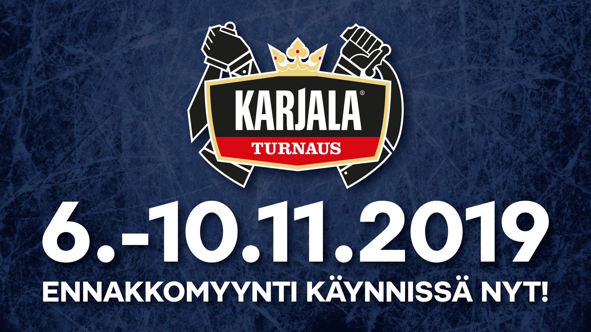 Link to event Karjala Tournament 2019