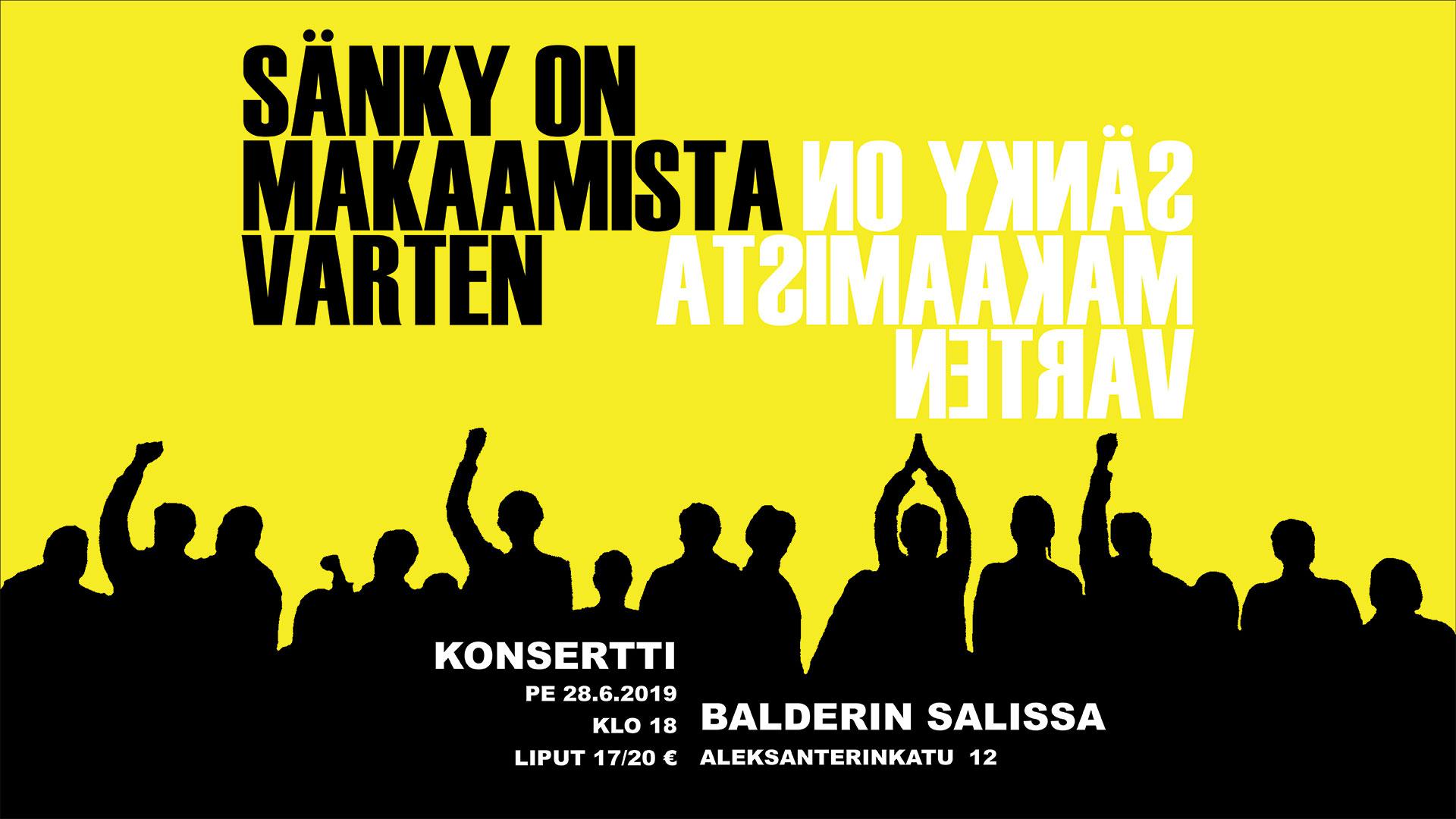 Link to event Lesbian Choir Kaupungin Naiset -concert