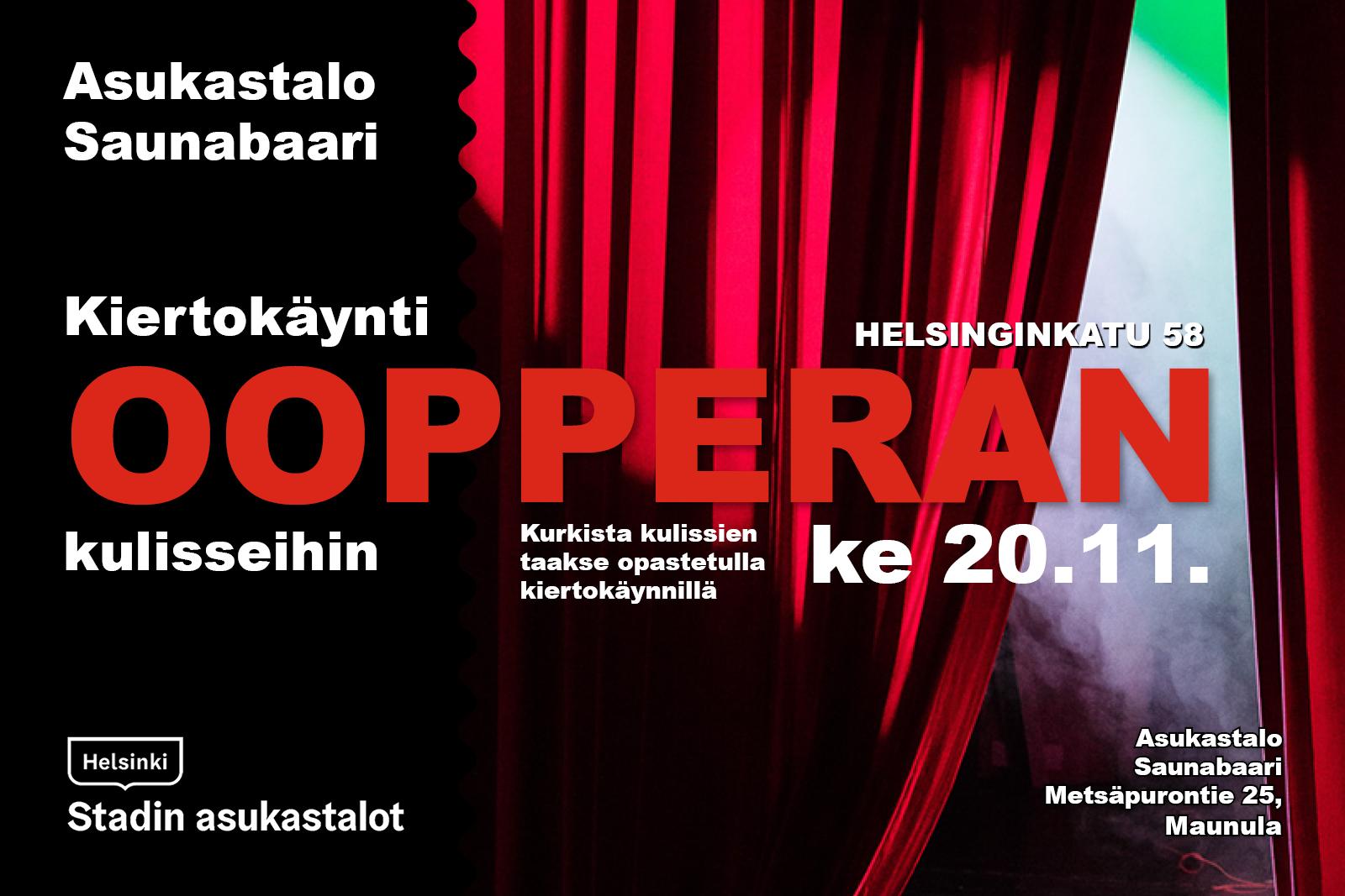 Link to event kiertokäynti OOPPERAN KULISSEIHIN