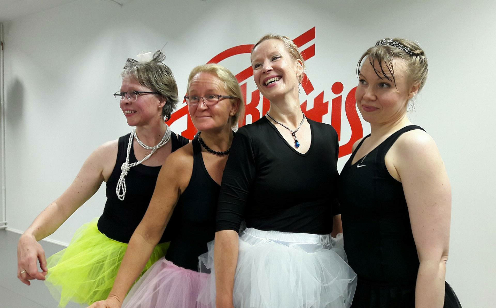 Link to event Aerobics with Classical Music