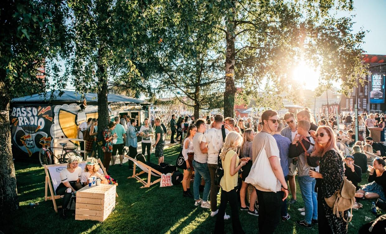 Linkki tapahtumaan Järjestä tapahtuma Asukastalo Oulunkylän Seurahuoneen puistossa!