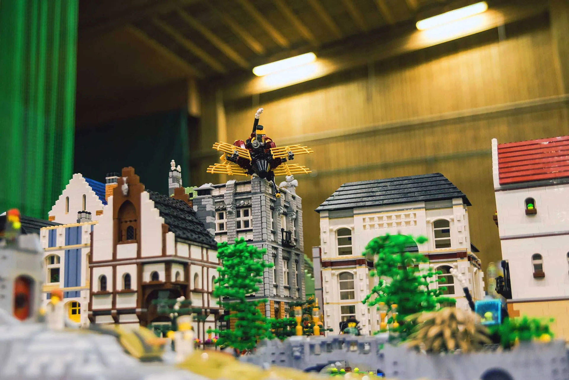 Link to event Pii Poo's Lego Building Event 2019