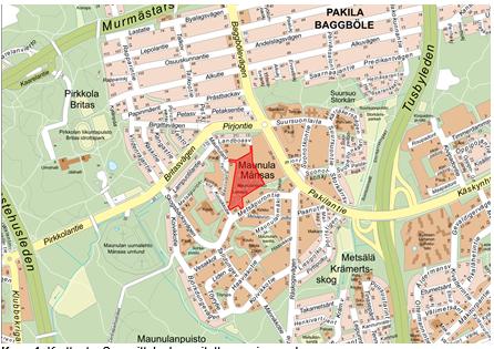 Linkki tapahtumaan Asukastilaisuus Leikkipuisto Maunulan ja Maunulanpuiston puistosuunnitelman suunnittelusta