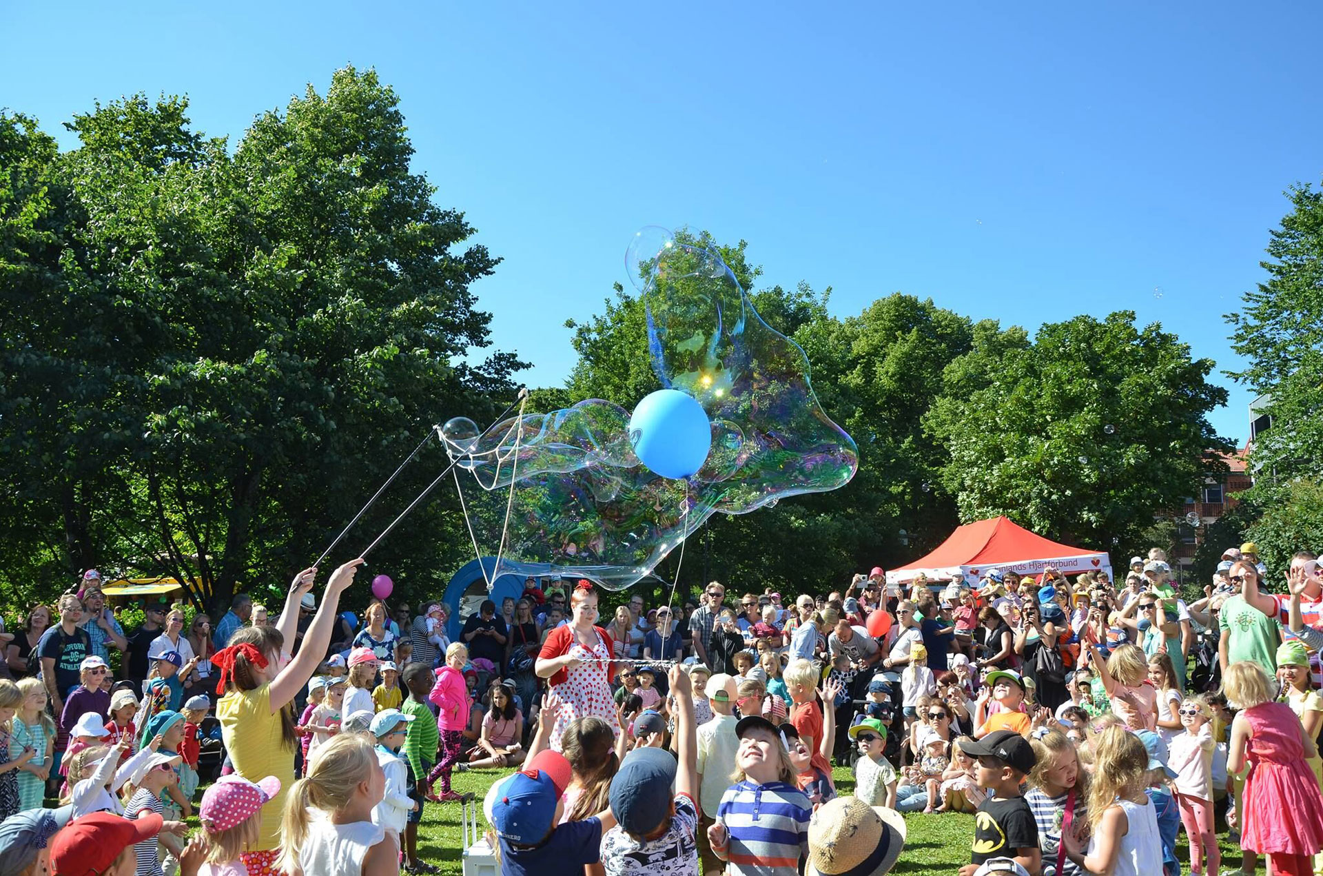 Link to event Children's Festival 2019