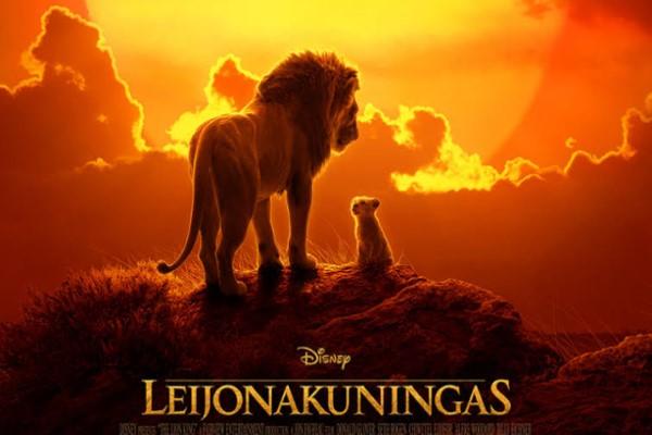 Linkki tapahtumaan Lähde Leijonakuningas 3D-leffaan Redin Cinamoniin