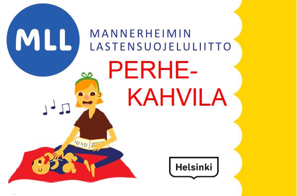 Link to event MLL:n perhekahvila Itäkadun perhekeskuksessa