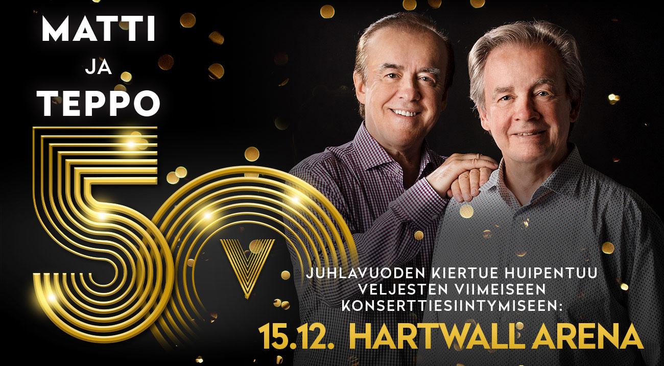 Link to event Matti ja Teppo