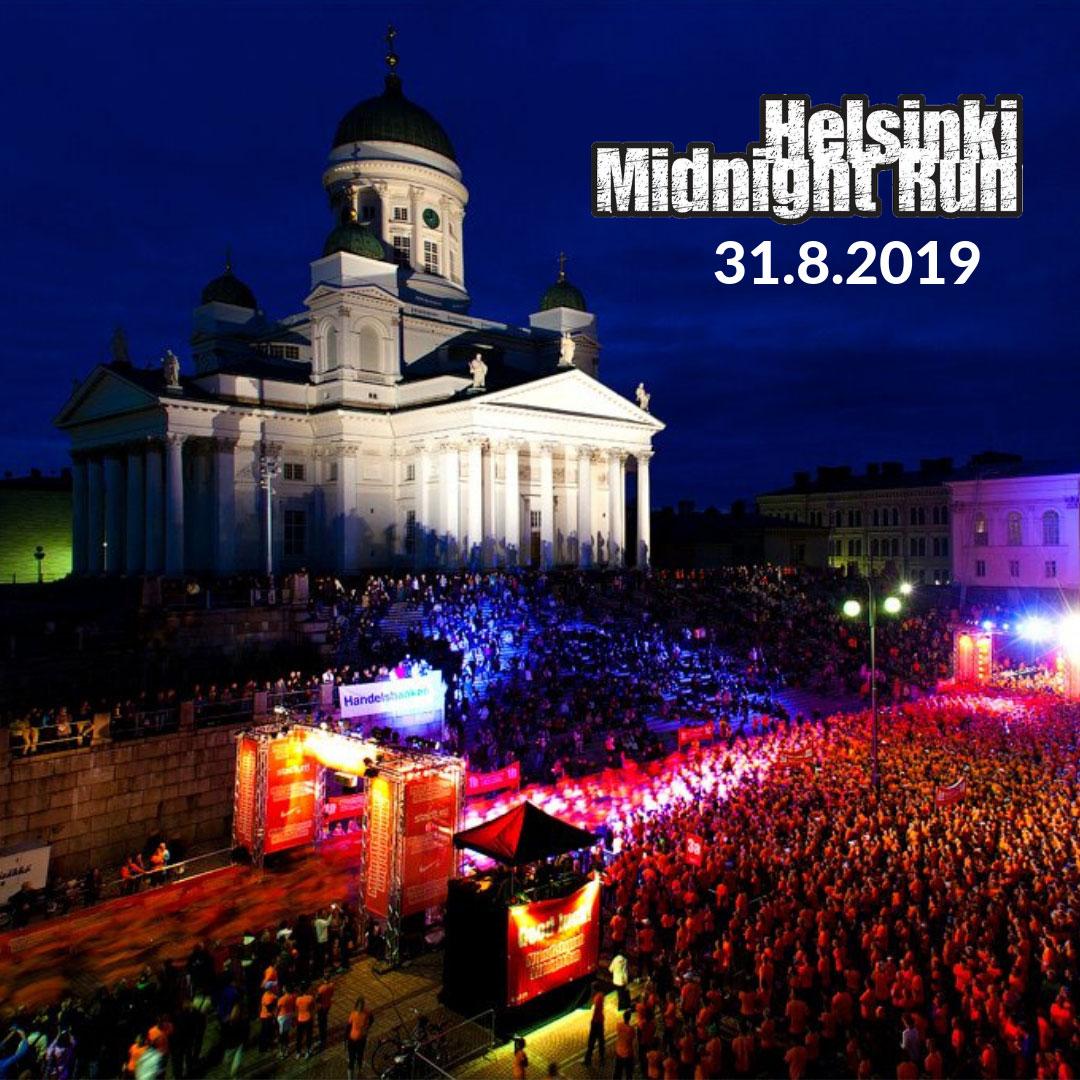 Link to event Midnight Run Helsinki 2019