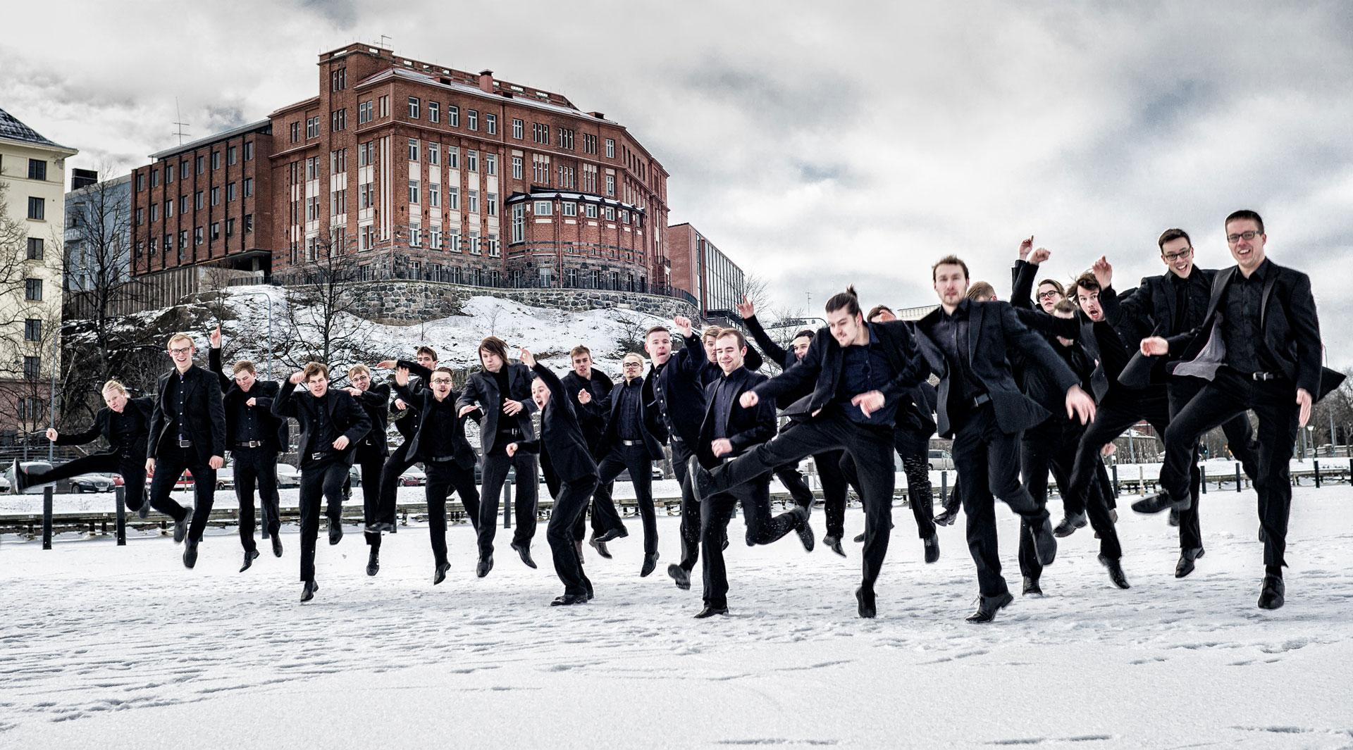 Linkki tapahtumaan Hankien kätkemää -joulukonsertti
