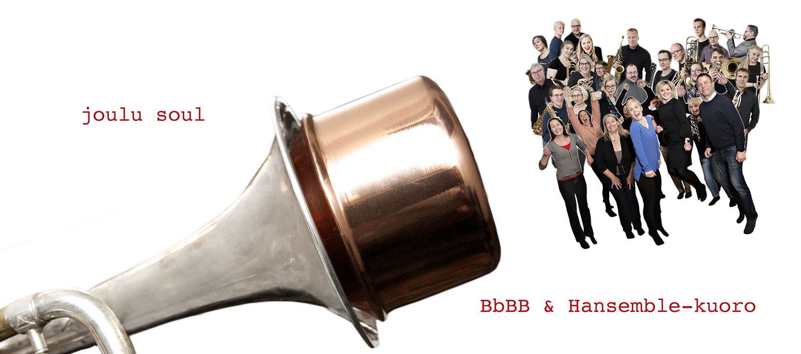 Link to event Christmas Soul, BbBB & Hansemble Choir
