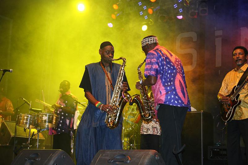 Linkki tapahtumaan Länsiafrikkalaiset musiikkiperinteet kulttuurin välittäjinä