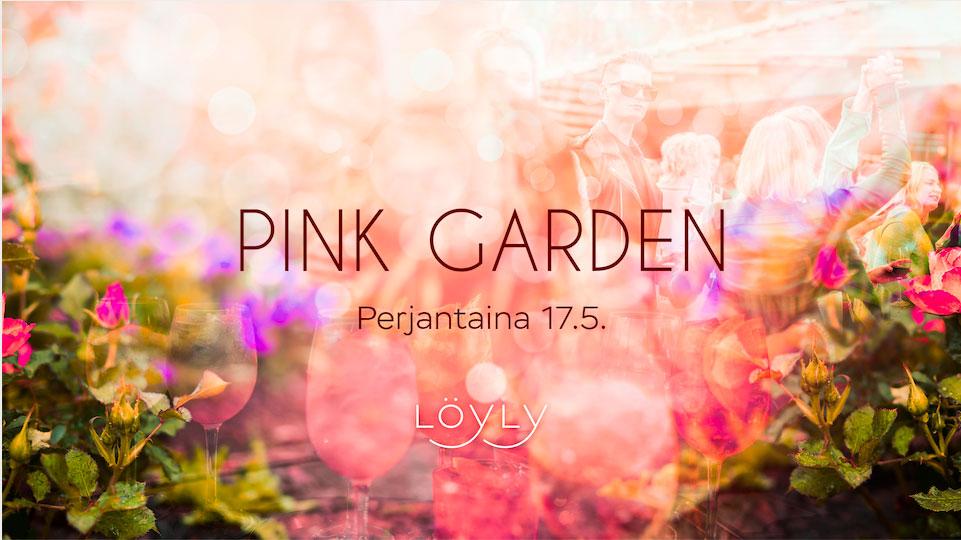 Linkki tapahtumaan Pink Garden