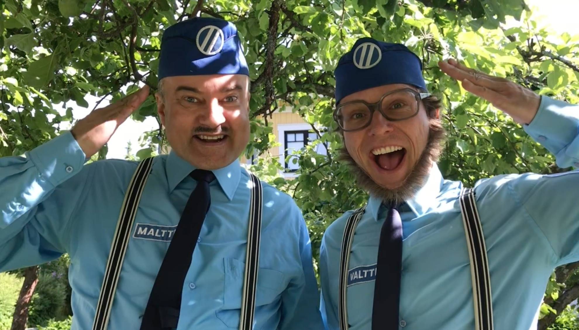 Link to event Helsinki Police Band at the National Police Day