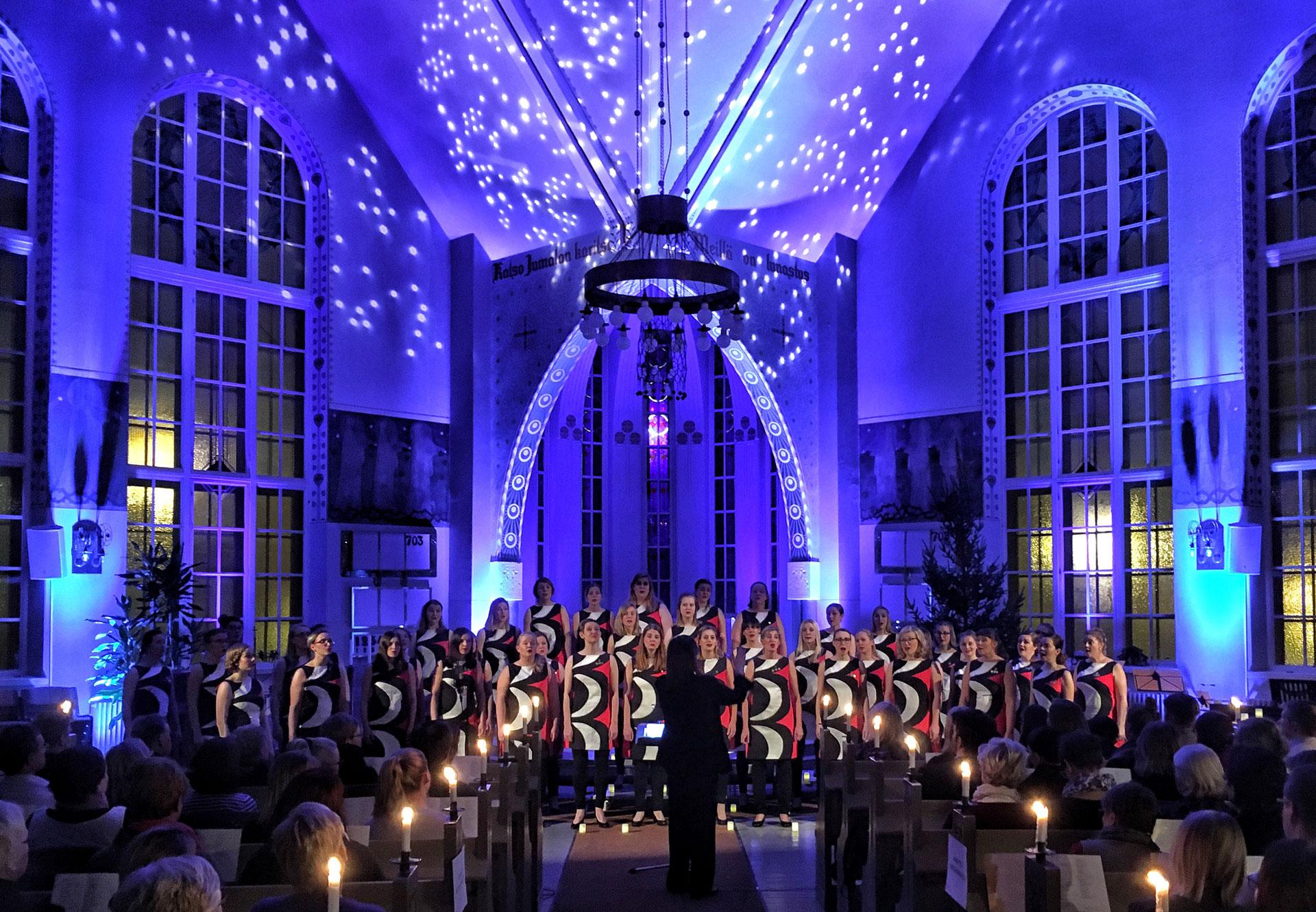Link to event Female Choir KYN: Illuminating Us