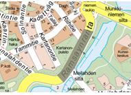Linkki tapahtumaan Asukastilaisuus Ramsaynrannan katusuunnitelman suunnittelusta
