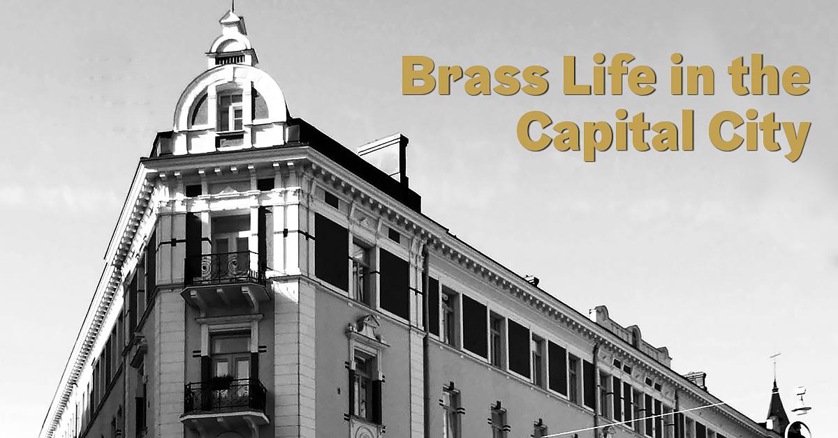 Linkki tapahtumaan Töölö Brass: Brass Life in the Capital City
