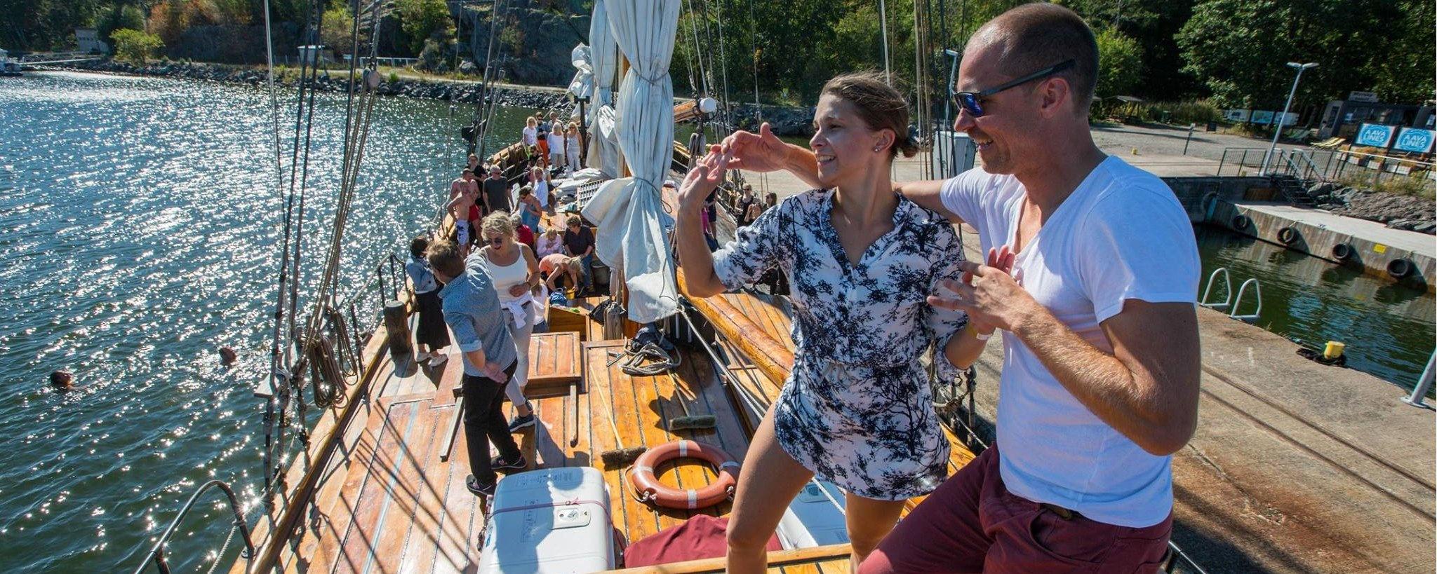 Link to event Sail&Salsa 2019