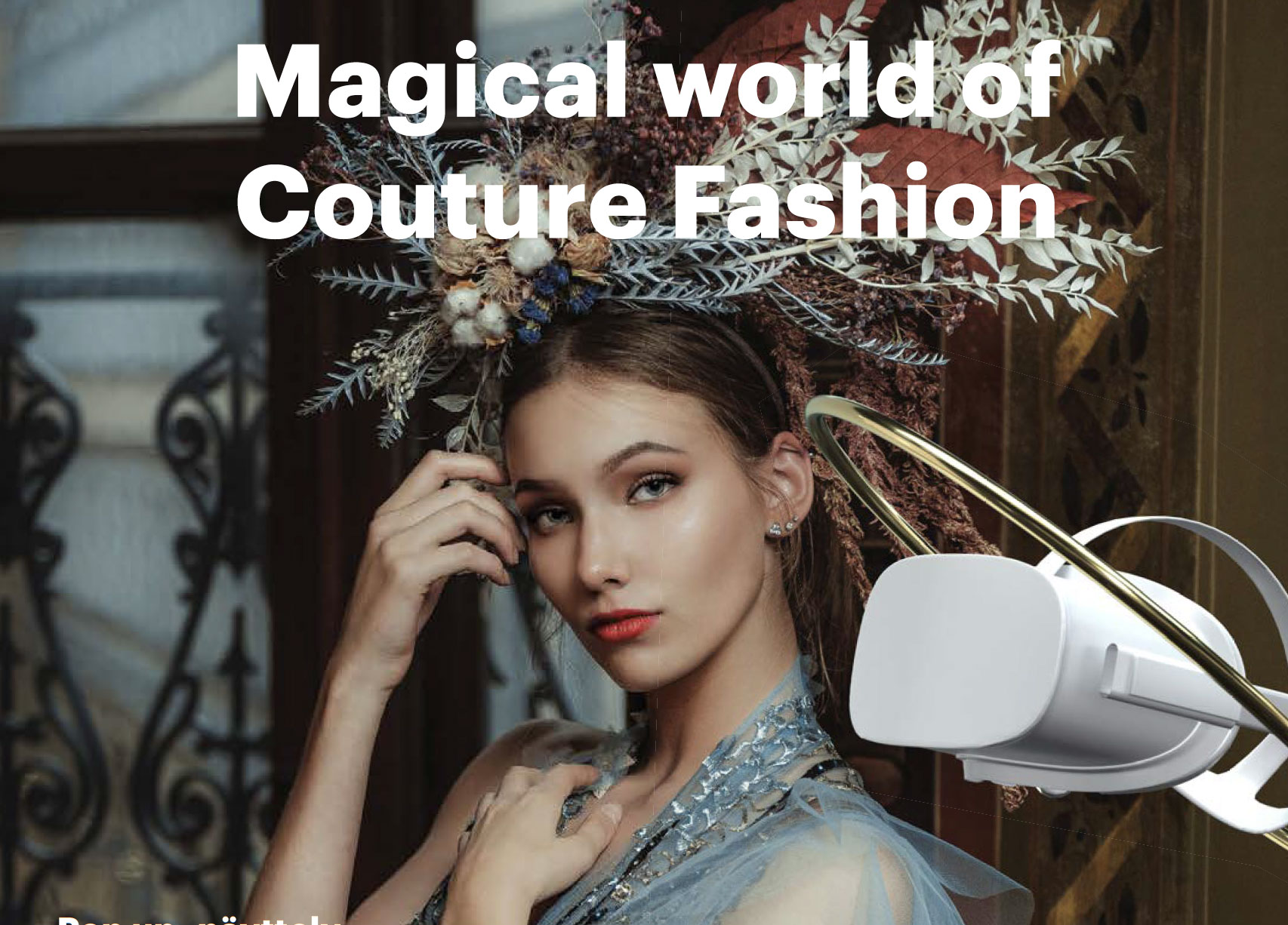 Link to event Magical World of Couture Fashion
