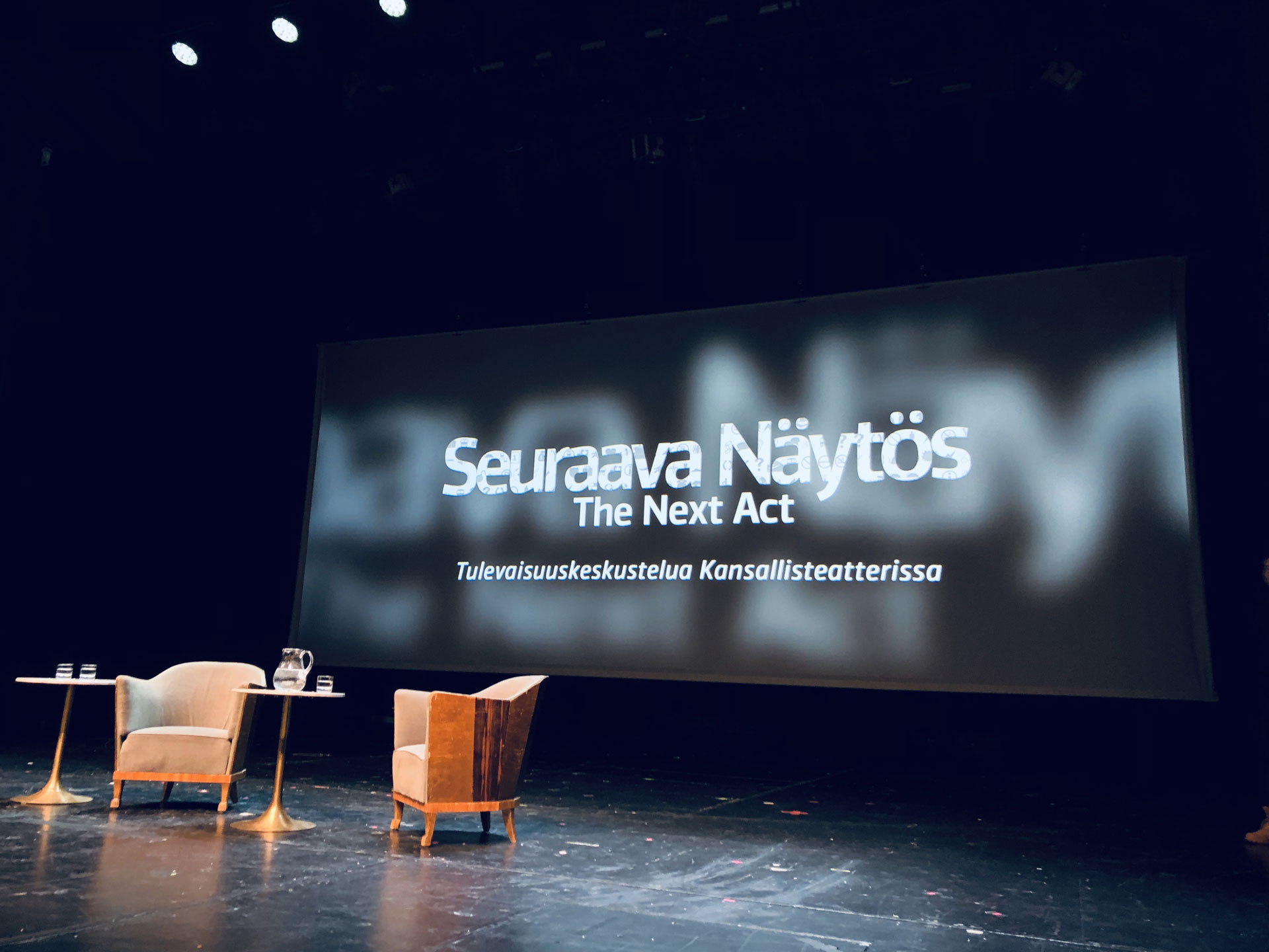 Link to event Seuraava näytös