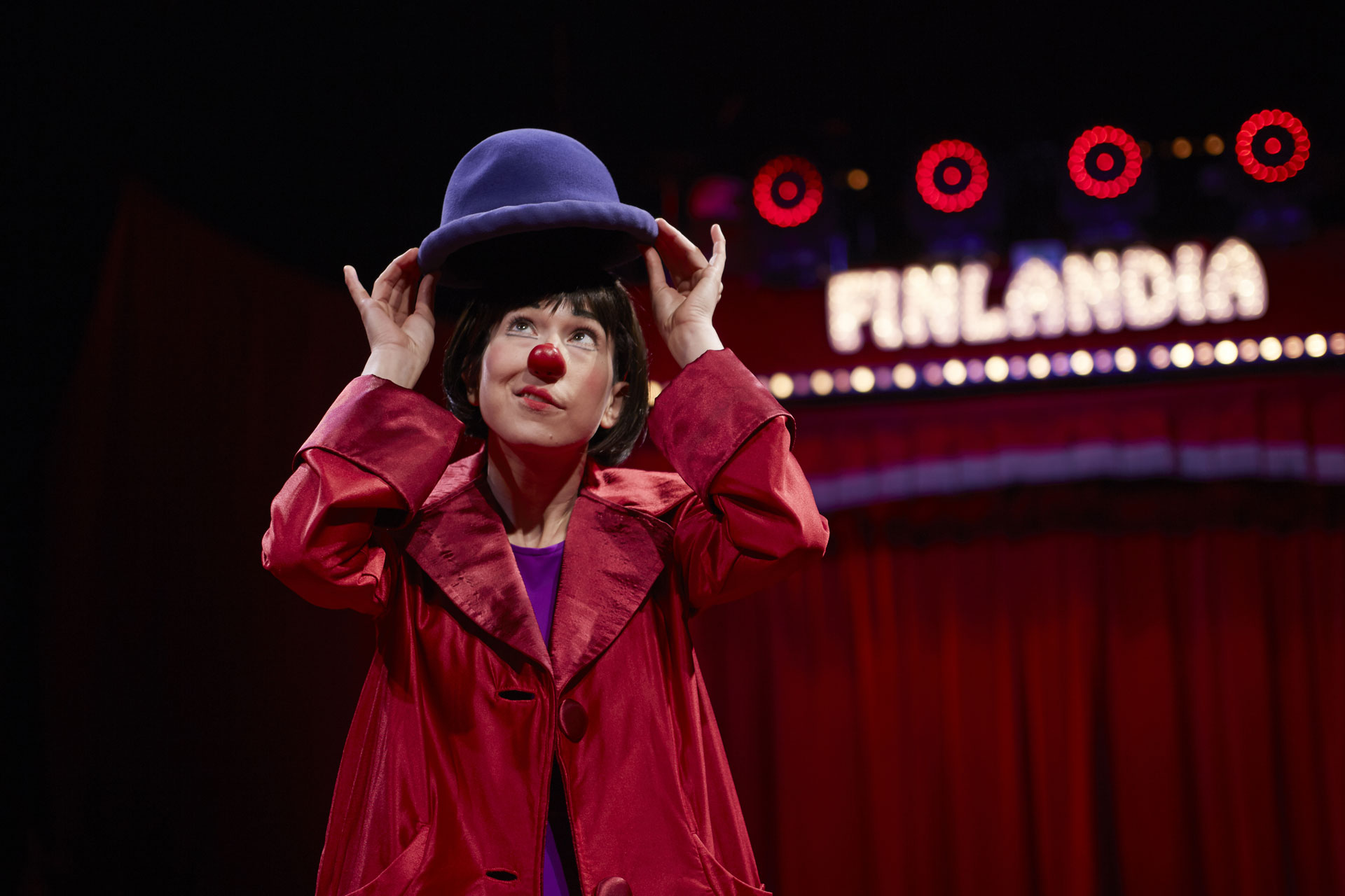 Link to event Sirkus Finlandia 2019