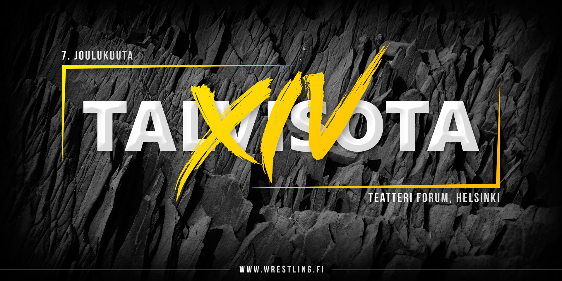 Link to event Talvisota XIV  Pro Wrestling Event