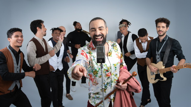 Linkki tapahtumaan Alain Pérez y Su Orquesta (CUB)