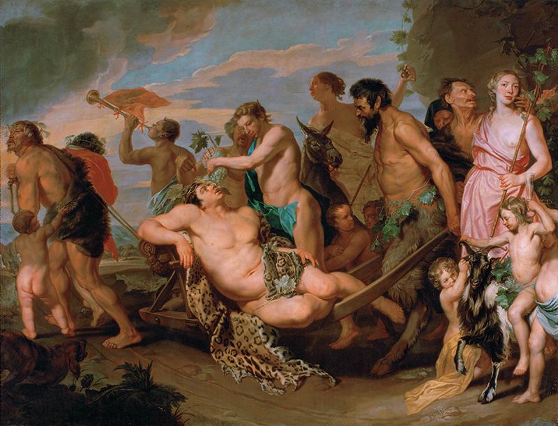 Linkki tapahtumaan Peilauksia taidehistorian mytologisiin kuva-aiheisiin