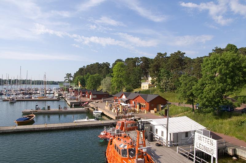 Linkki tapahtumaan Mariehamn och Åland