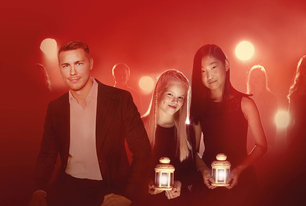 Link to event Valo - Tapiola Choir Christmas