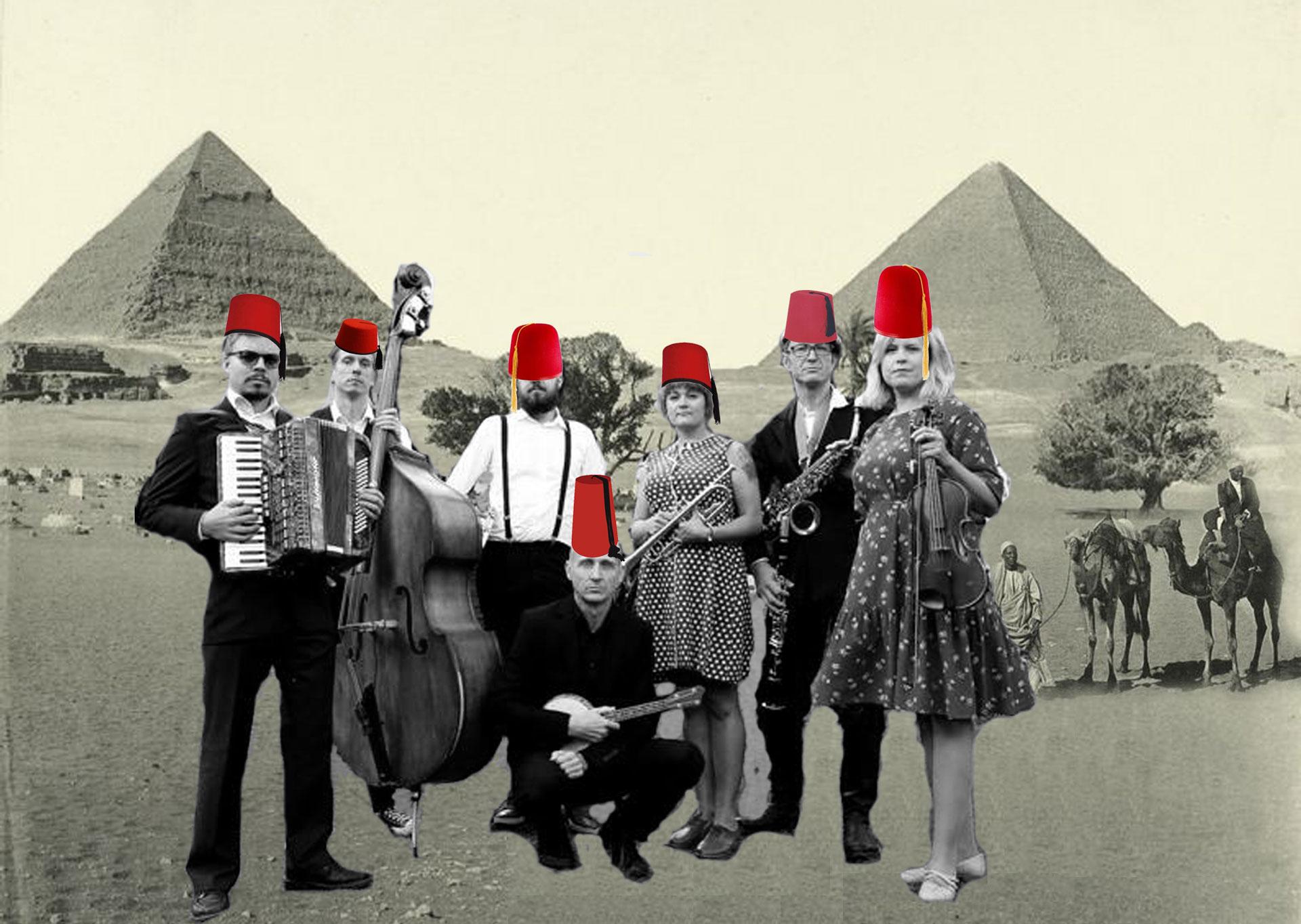 Linkki tapahtumaan Vallilan Tango: Ilta Orientissa