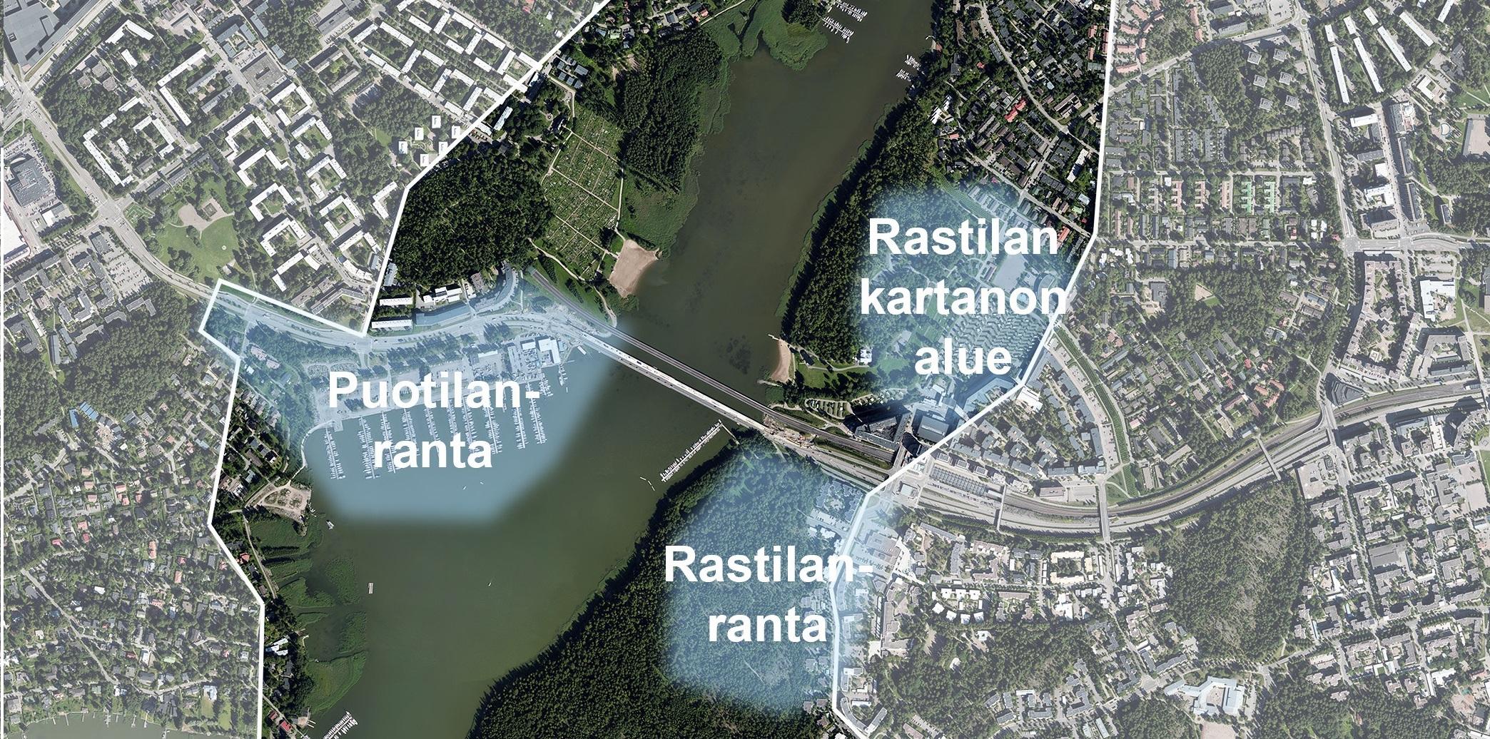 Linkki tapahtumaan Vartiokylänlahden suunnittelu: päivystys ja kaavakävely 25.4.